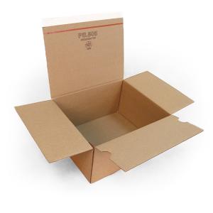 Квадратные картонные коробки