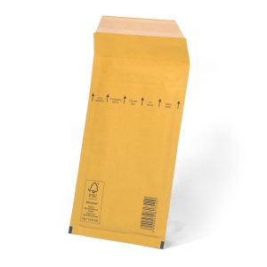 Пакет с воздушной подушкой, F/16, коричневый