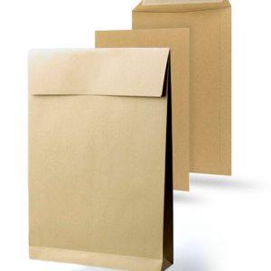 Крафтовые конверты