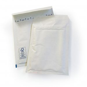 Пакет с воздушной подушкой, E/15, белый