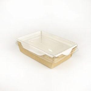 Салатник Opsalad 500 с прозрачной крышкой