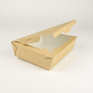 Упаковка FAST FOOD BOX L для наггетсов