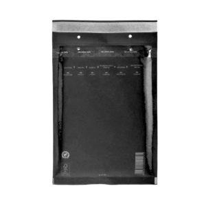 Пакет с воздушной подушкой, D/14  черный 200х275+50 мм