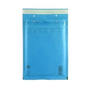 Пакет с воздушной подушкой, D/14  голубой 200х275+50 мм