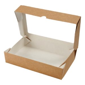 Упаковка универсальная с окном  Box 1000, 200х120х40 мм