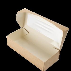 Упаковка универсальная с окном  Box 500, 170х70х40 мм