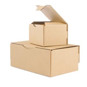 Коробки из гофрированного картона