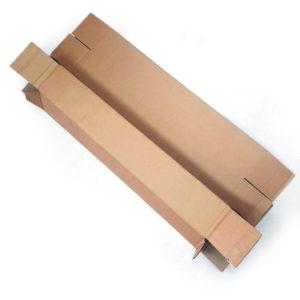 Длинные картонные коробки