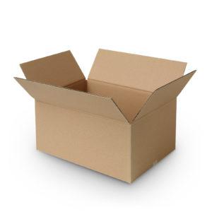 Короб картонный 210х165х120 мм